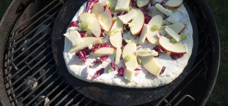 Stahlhartes BBQ – Grillen mit dem Pizzastahl